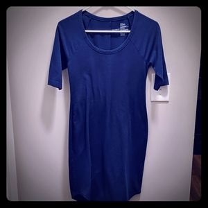 Body con t-shirt dress